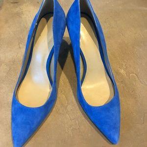 Sky Blue Ann Taylor Heels